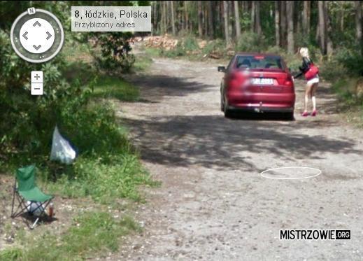 Cala Polska W Google Street View