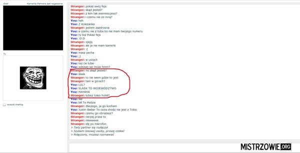 Inteligencja Fanki Tokio Hotel na czatruletce –