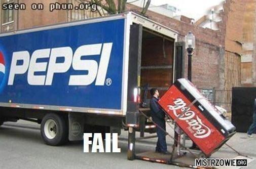 Pepsi fail –