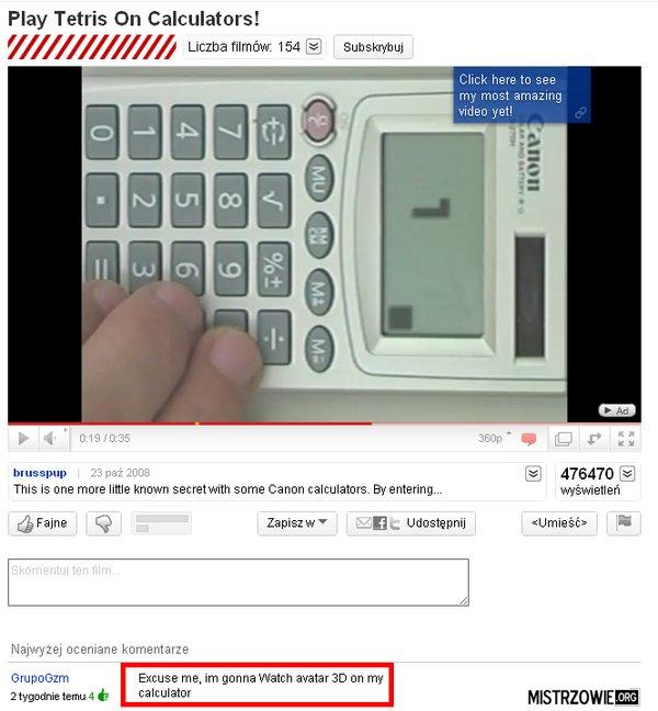 Kalkulator –