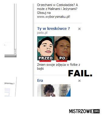 FB fail –