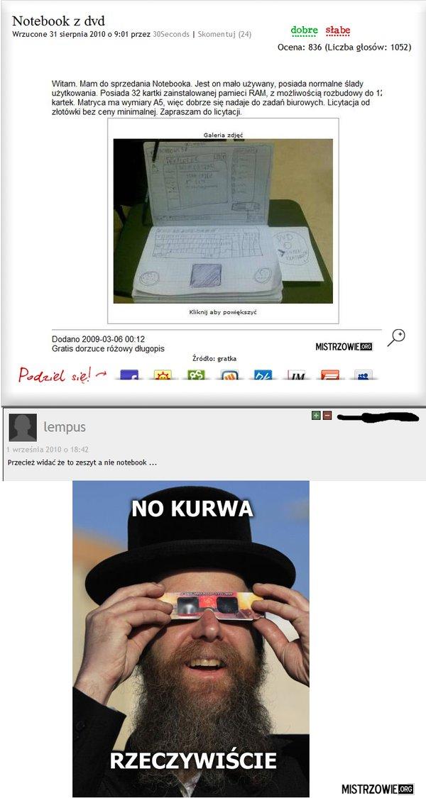 Laptop –