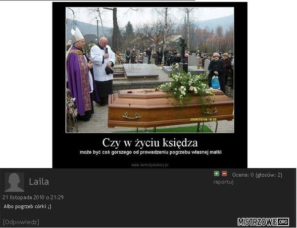 Pogrzeb –