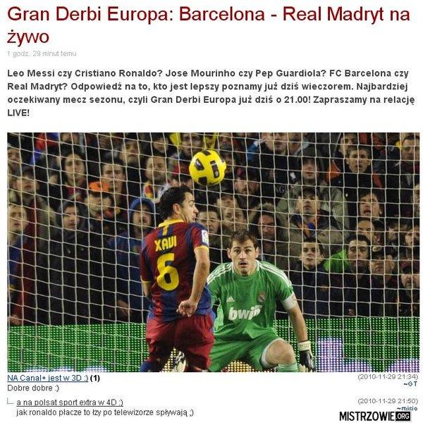 Ronaldo w HD –