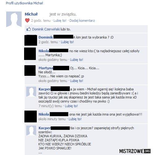 Facebook też jest fajny –