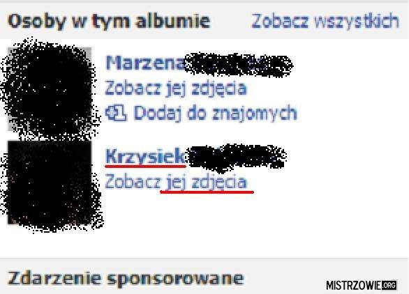 W końcu facebook ujawnił prawdę... –