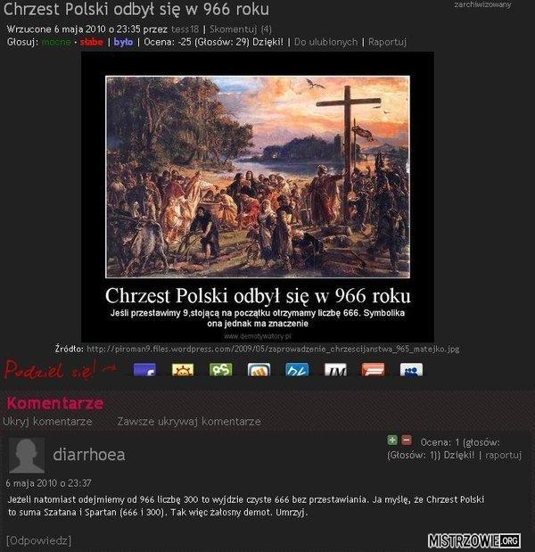 Chrzest Polski –