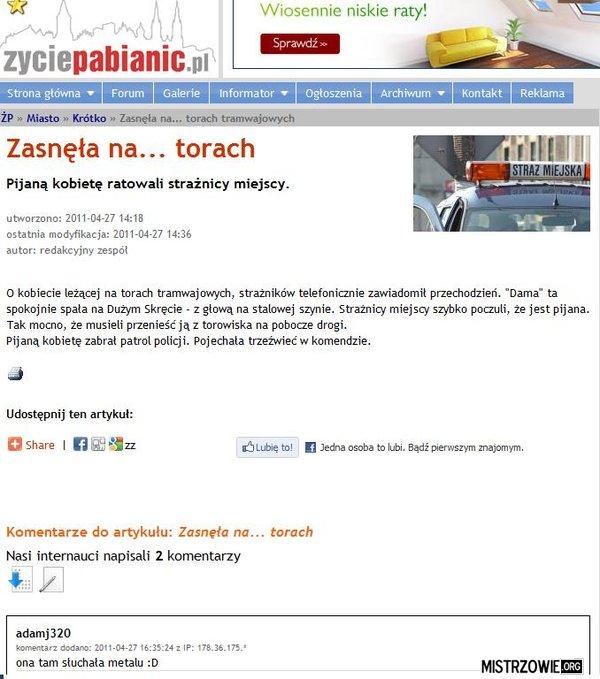 Mieszkanka Pabianic –