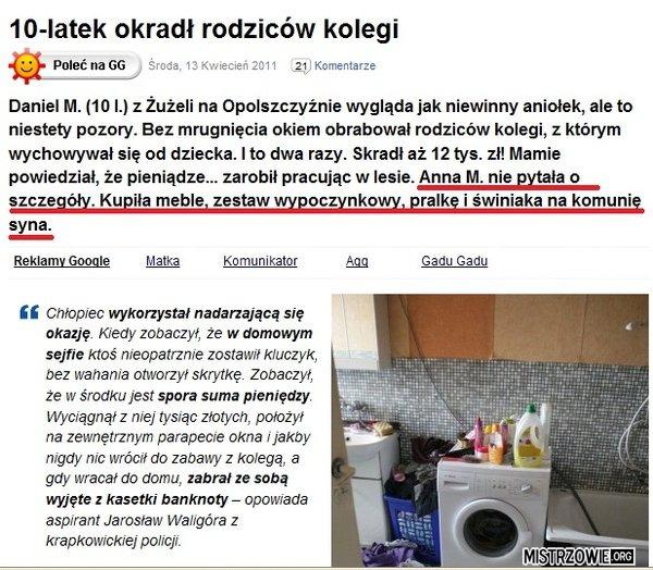 Najważniejsze informacje z Polski –