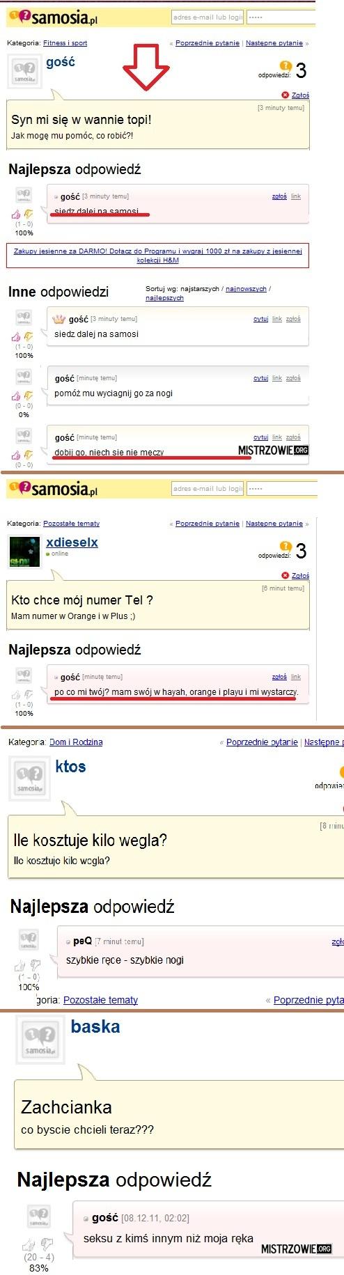 Porady z samosi.pl –