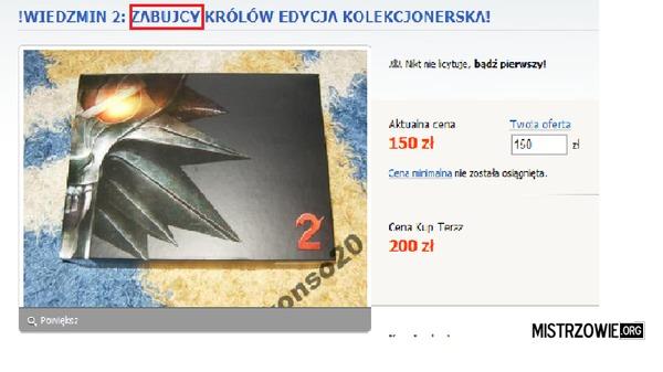 Zabójcza aukcja –