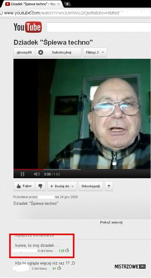 Mój Dziadek –