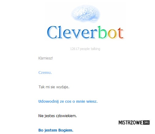 Clever bot –
