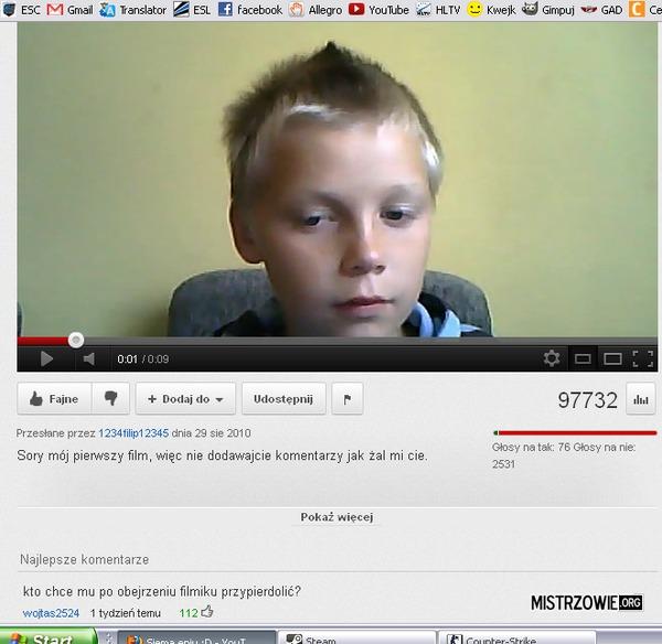 Dziecko w sieci –