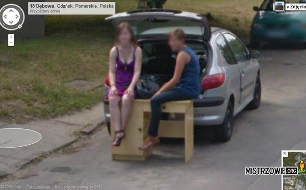 Polska W Google Street View