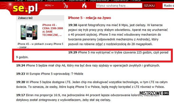 Iphone5 –
