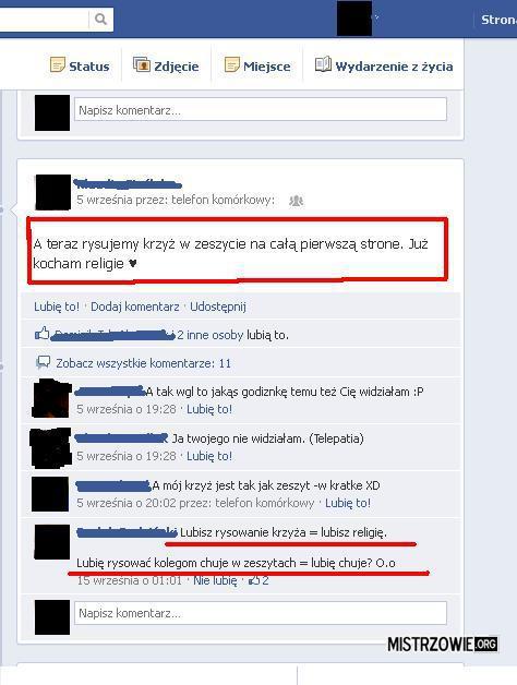 Post na fb....