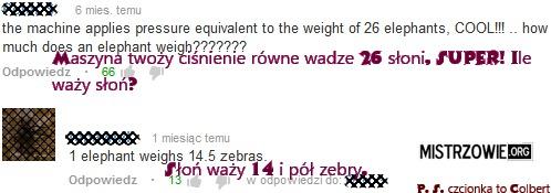 Nowe jednostki wagi –