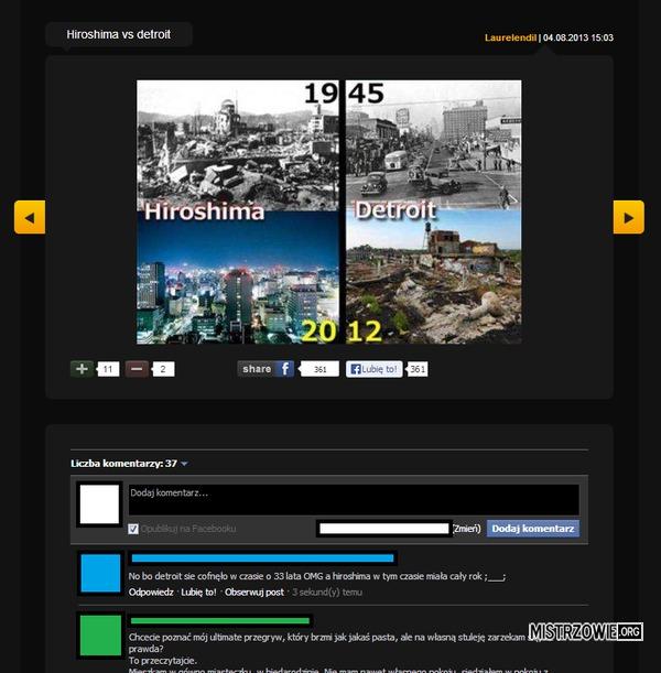 Detroit Vs Hiroshima: Machina czasu –