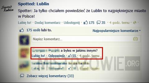 Lublin - Najpiękniejsze miasto –