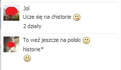 Nauka historii :D –
