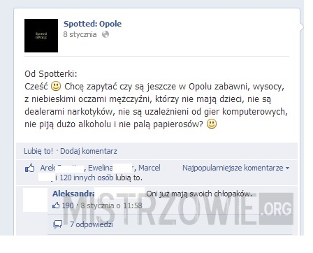 Spotted Opole –