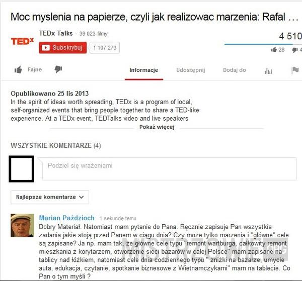 Rozwój osobisty by Marian Paździoch –