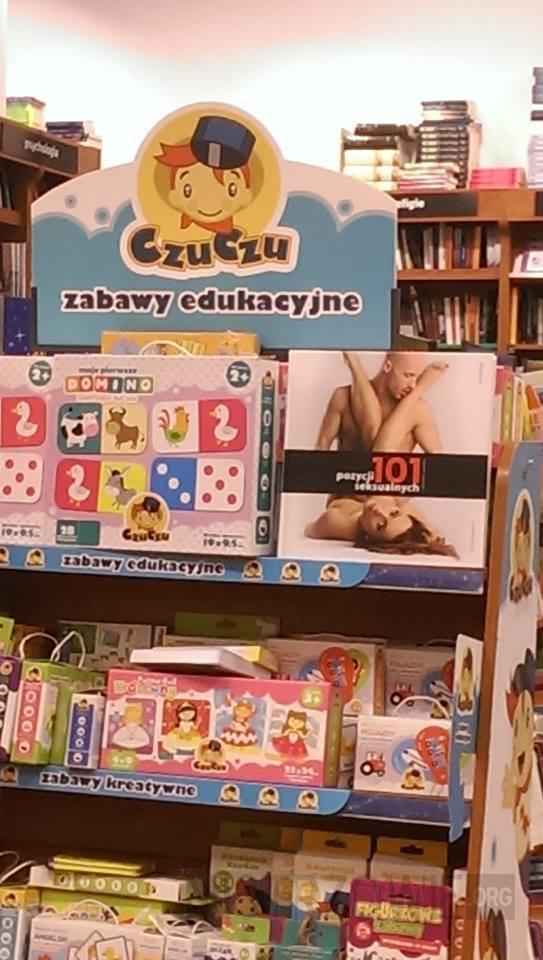 Zabawy edukacyjne –