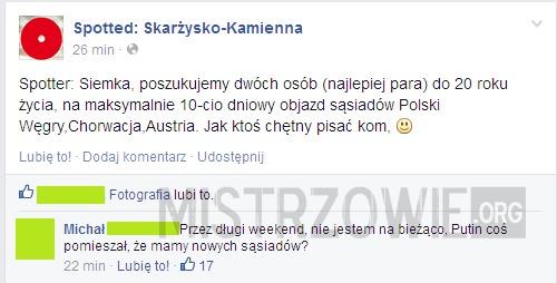 Objazd sąsiadów Polski –
