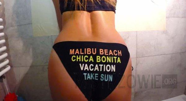 Zrób sobie Miami Beach w łazience –