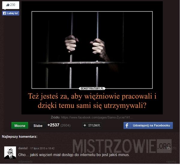 Więźniowie –