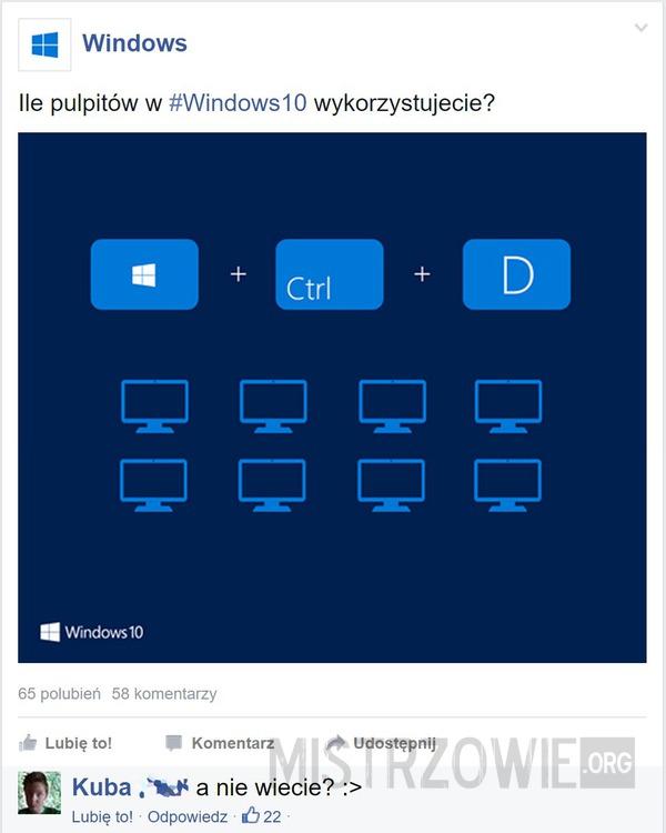 Windows 10 –