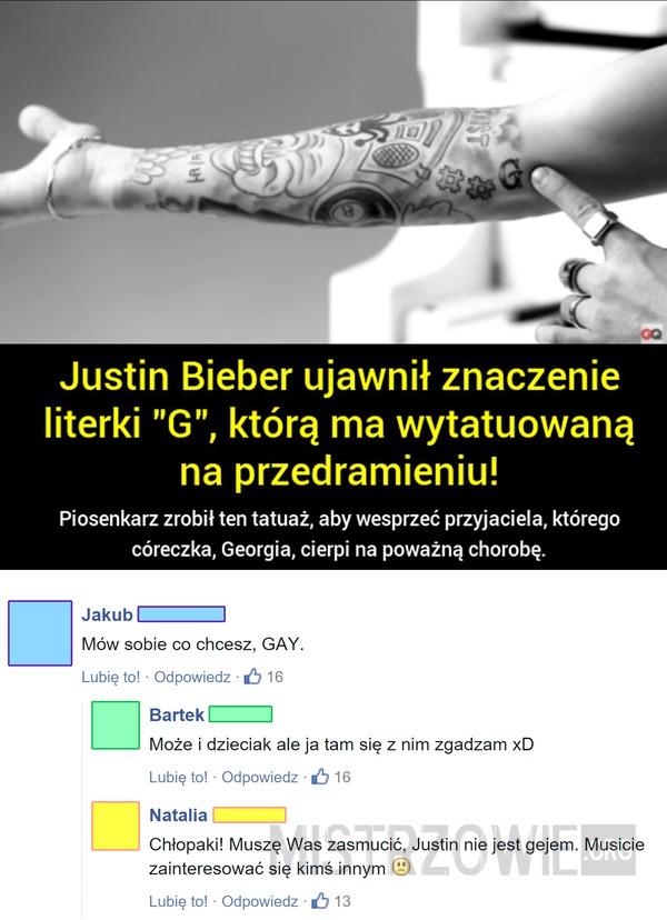 G u Justina –