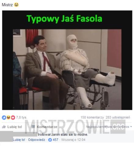 Typowy Fasola –