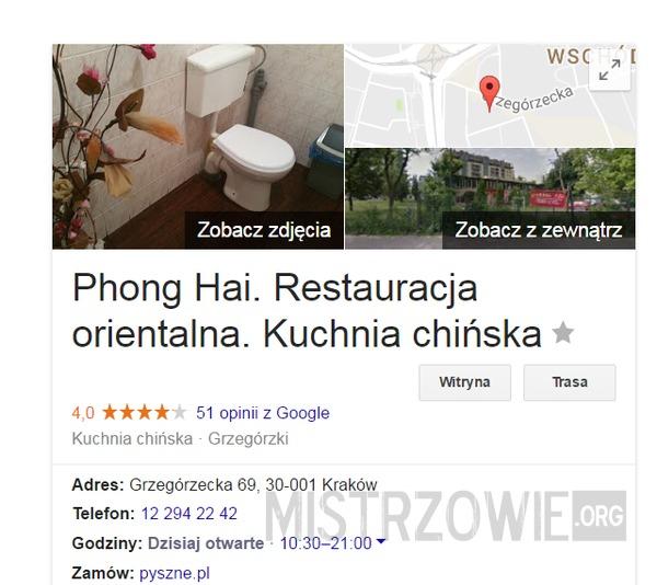 Inteligenta wizytówka Googla –
