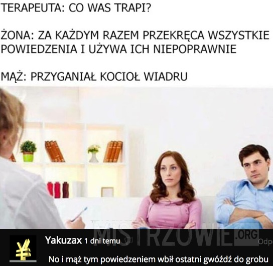 Co was trapi? –
