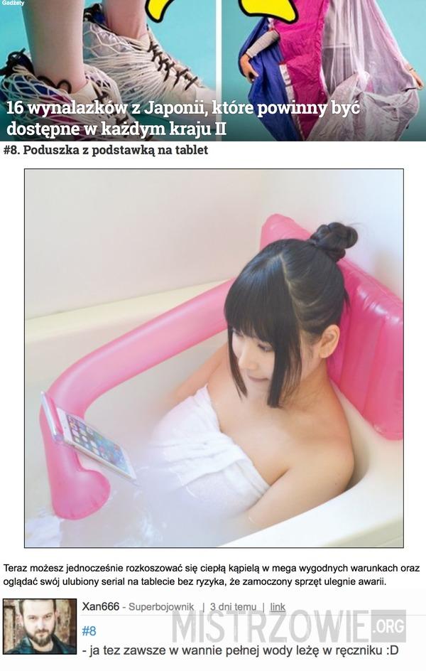 Wynalazki z Japonii –