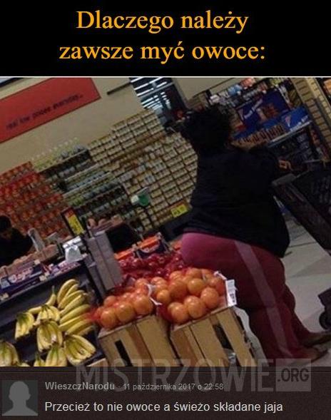 Owoce –