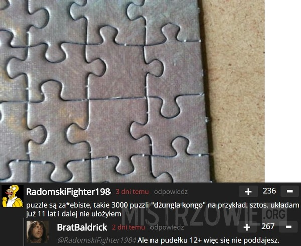 Puzzle –