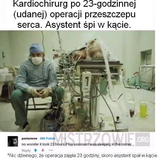 Długa operacja –
