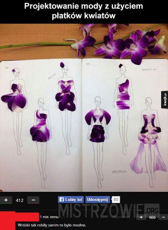 Projektowanie mody –