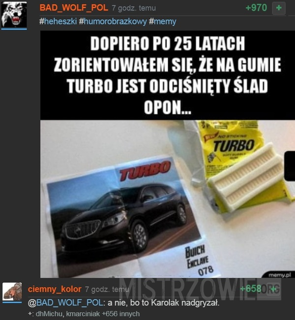 Gumy Turbo –