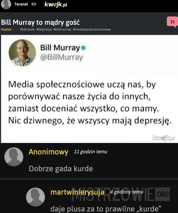 Bill Murray –