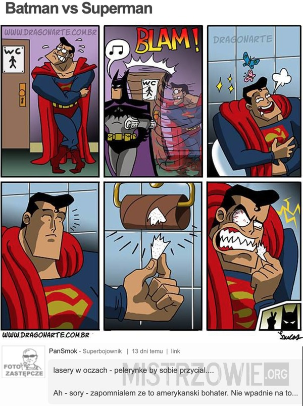 Batman vs Superman –