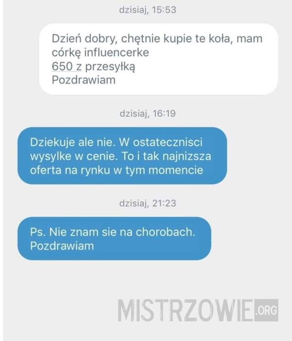 Nowe choroby... –
