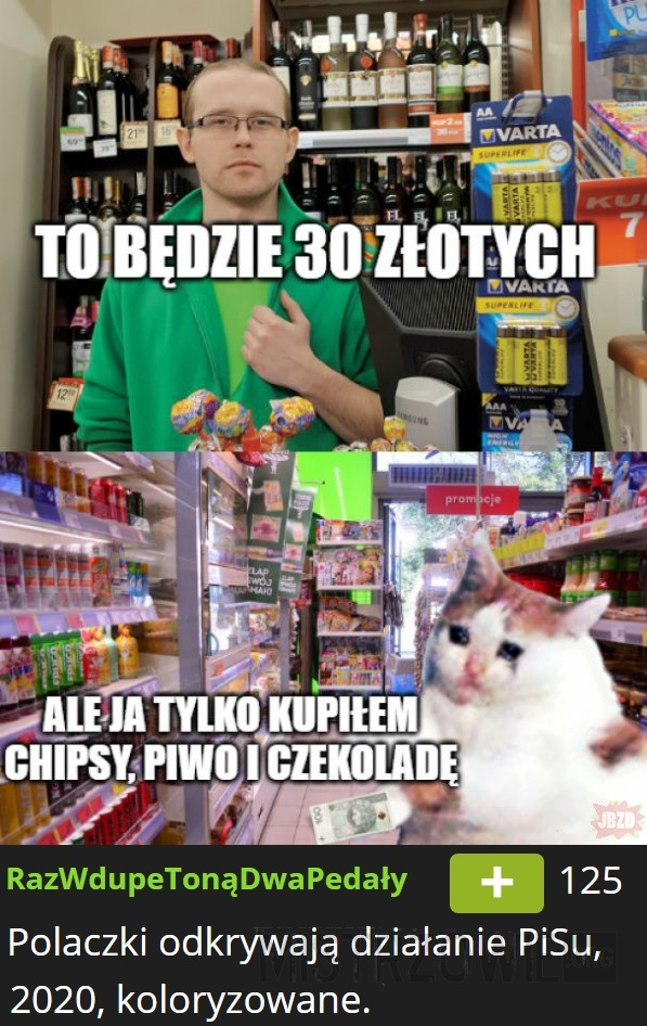To uczucie –